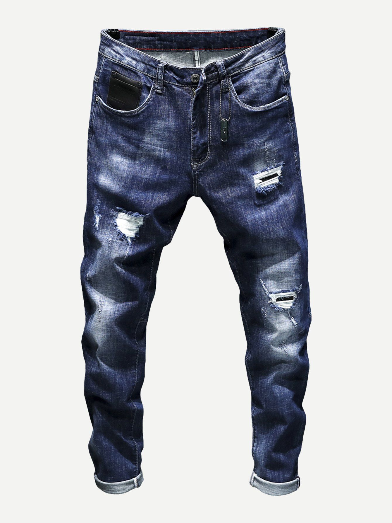 Romwe Mens Jeans Review