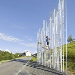 """Sou Fujimoto bus shelter closed  to prevent """"possible accidents"""""""