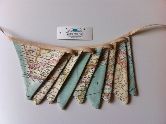 Map fabric bunting map decor world map decor world map bunting map fabric bunting map decor world map decor world map bunting map bunting travel bunting globe bunting atlas bunting gumiabroncs Image collections