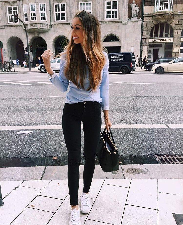 ed0ca01ee 14 Outfits para adolescentes que quieren verse más maduras en 2019 ...
