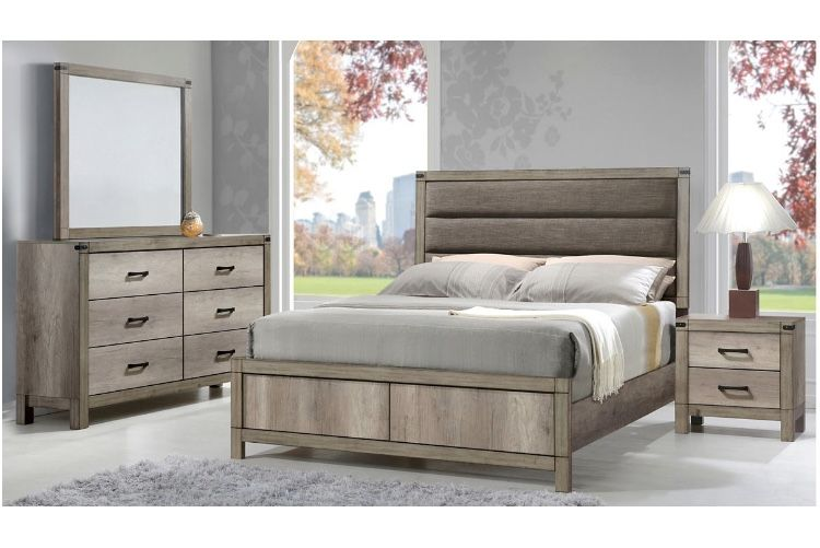 Ardley Collection Raymour Flanigan Rustic Bedroom Sets Twin Bedroom Sets