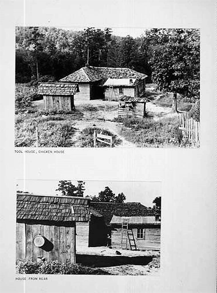 Walker Evans. Floyd Burroughs' Farm, from Hale and Perry Counties and Vicinity, Alabama, 1935-1936.