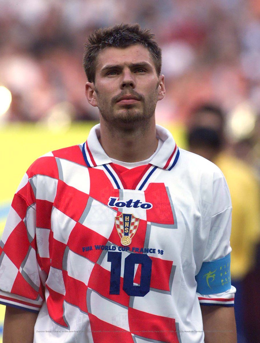 Zvonimir Boban | Best football players, Football players, Football