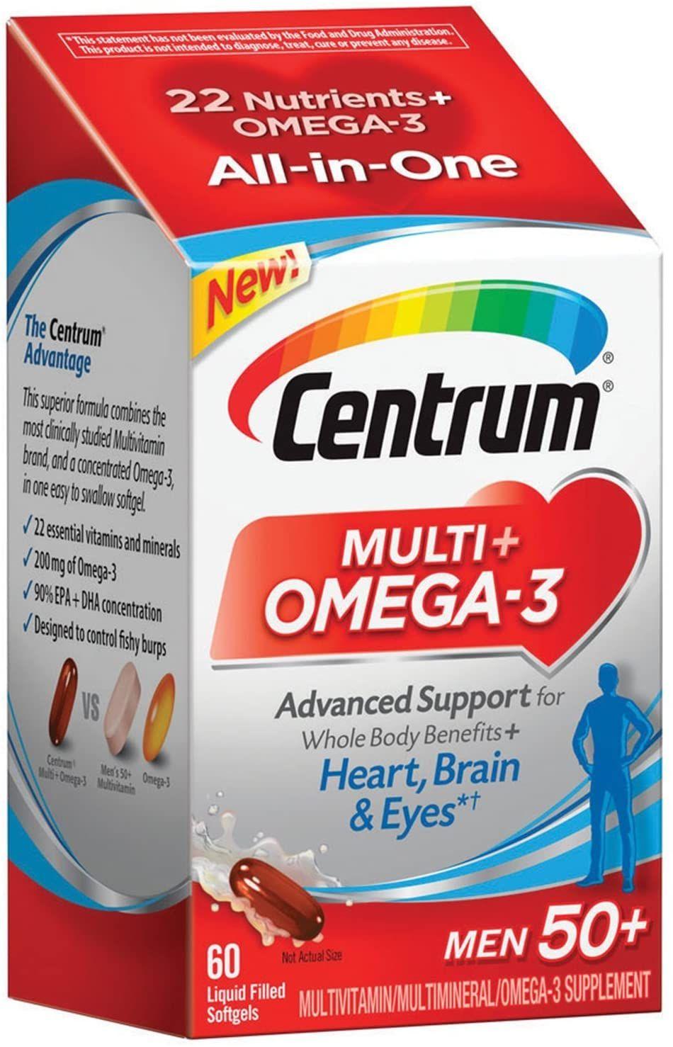 فيتامين سنتروم الحل السريع لتطويل الشعر Vitamins Nutrient Fishy