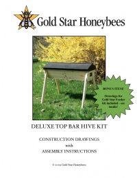 DIY Plans | Top bar hive, Hives, Bee hive plans