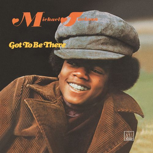 Michael Jackson – Got to Be There (single cover art)