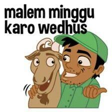 #sticker #wa #chat #receh #indonesia #meme #gambar #lucu # ...