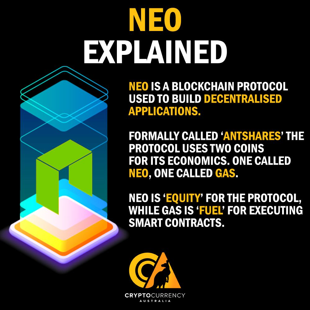 what is neo cryptocurrency used for