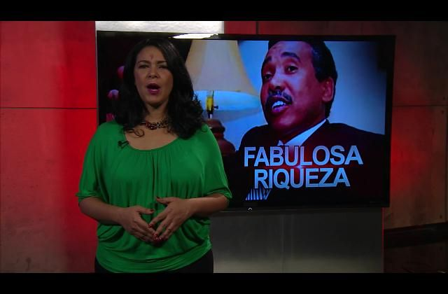 Patricia Solano: Fabulosa riqueza