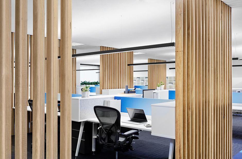designline b ro projekte drei farben blau b ro pinterest buero. Black Bedroom Furniture Sets. Home Design Ideas
