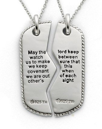 088a347227c0e Applesofgold.com - Sterling Silver Military Dog Tag Pendant with ...