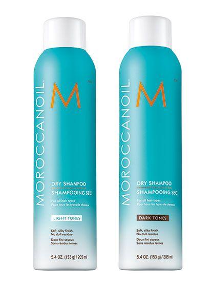 shampoing sec moroccanoil
