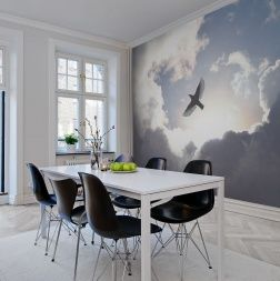Photo mural of Free as a Bird Interior - #Wall Murals #Rebel Walls. View these fantastic Digitally printed high definition wall murals by following the link - http://thebestwallpaperplace.uk.rw.nu/