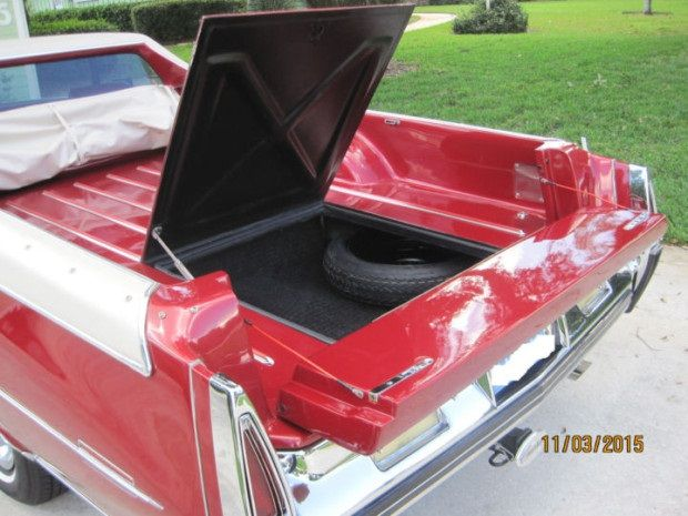 Rare Beast Nicely Restored 1973 Cadillac Deville Caribou Pick Up