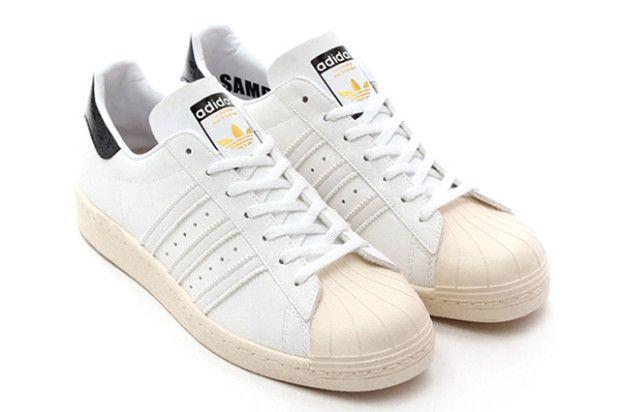 Adidas Originals X Atmos Superstar 80s G Snk 7 Zapatillas Adidas Superstar Blancas Adidas Originales