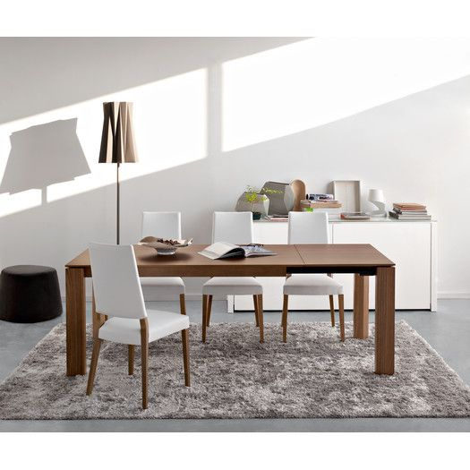 Omnia Extendable Dining Table Italian Dining Table Dining Table