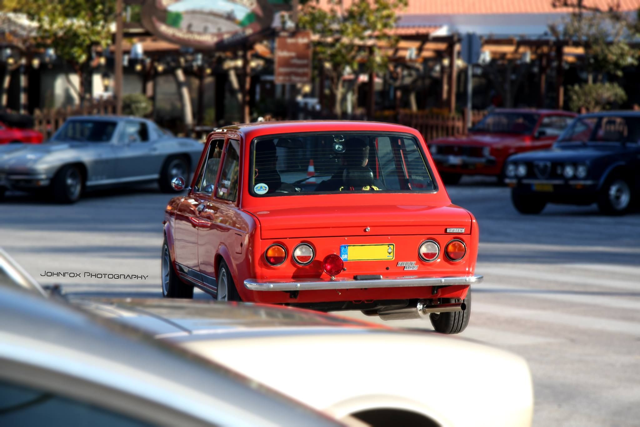 Fiat 128 By Ricky 160 On Fiat 128 Rally Fiat Cars