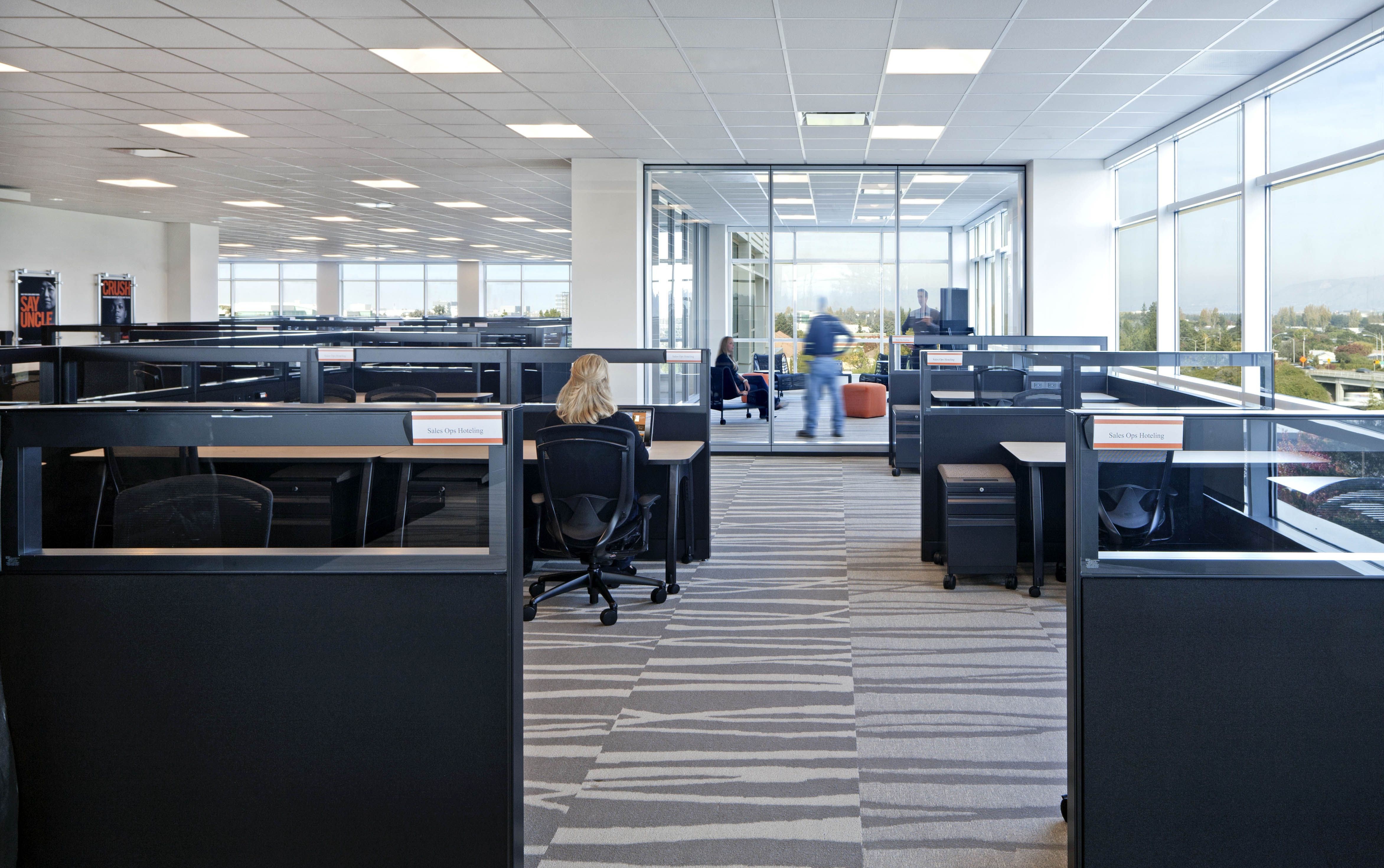 Riverbed Technology | San Francisco and Sunnyvale, CA | Gensler ...