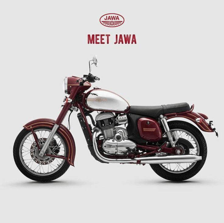 Rebirth Of The Legend Jawa Autos Und Motorrader Motorrad