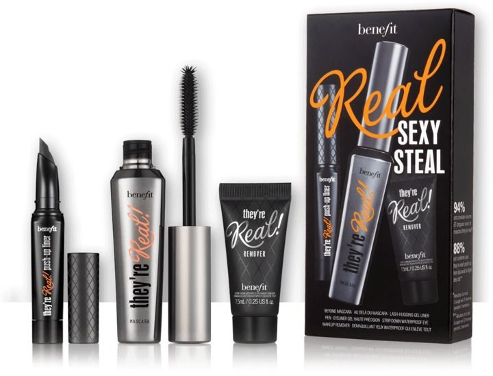 f33735318d9 REAL sexy steal - limited edition set of they're real - mascara, liner