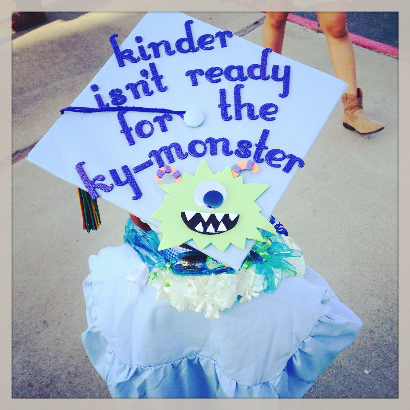 Pre K Graduation Cap With Images