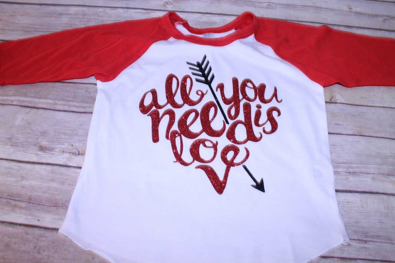 d1db04280b Girls Valentine Shirt, All you need is Love Girls Shirt, Love T-Shirt, Valentine  Shirt, Valentines Raglan, Valentines Day, Heart Shirt, ...