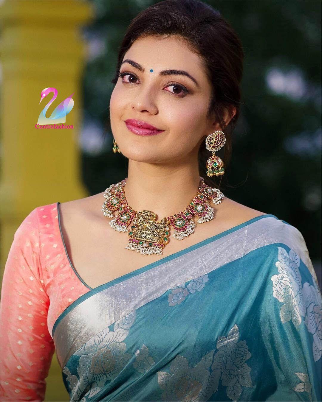 Kajal Aggarwal Latest wedding Jewellery kajalaggarwal