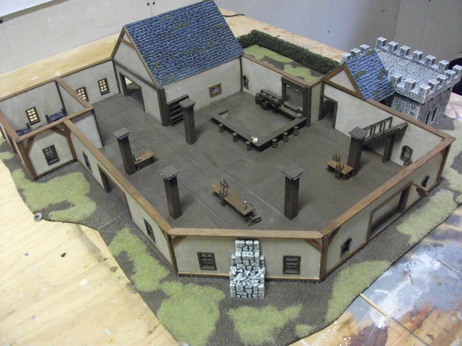 Chef Of War Model Homes House Design House