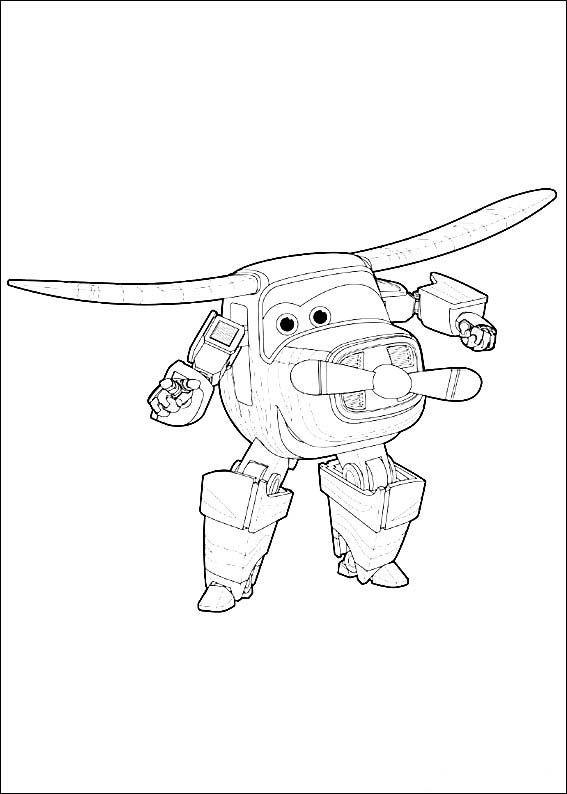 super wings 3 ausmalbilder für kinder malvorlagen zum