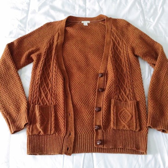 Forever21 brown cable knit cardigan 🔹PRICE FIRM🔹 | Cable knit ...