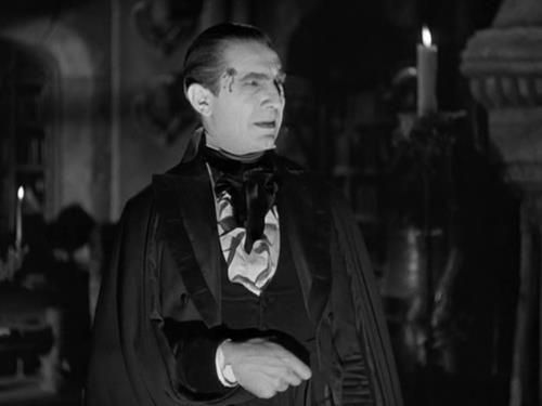 "bela-lugosi-source: ""Béla Lugosi as Count Mora in Mark of the Vampire c. 1935 """