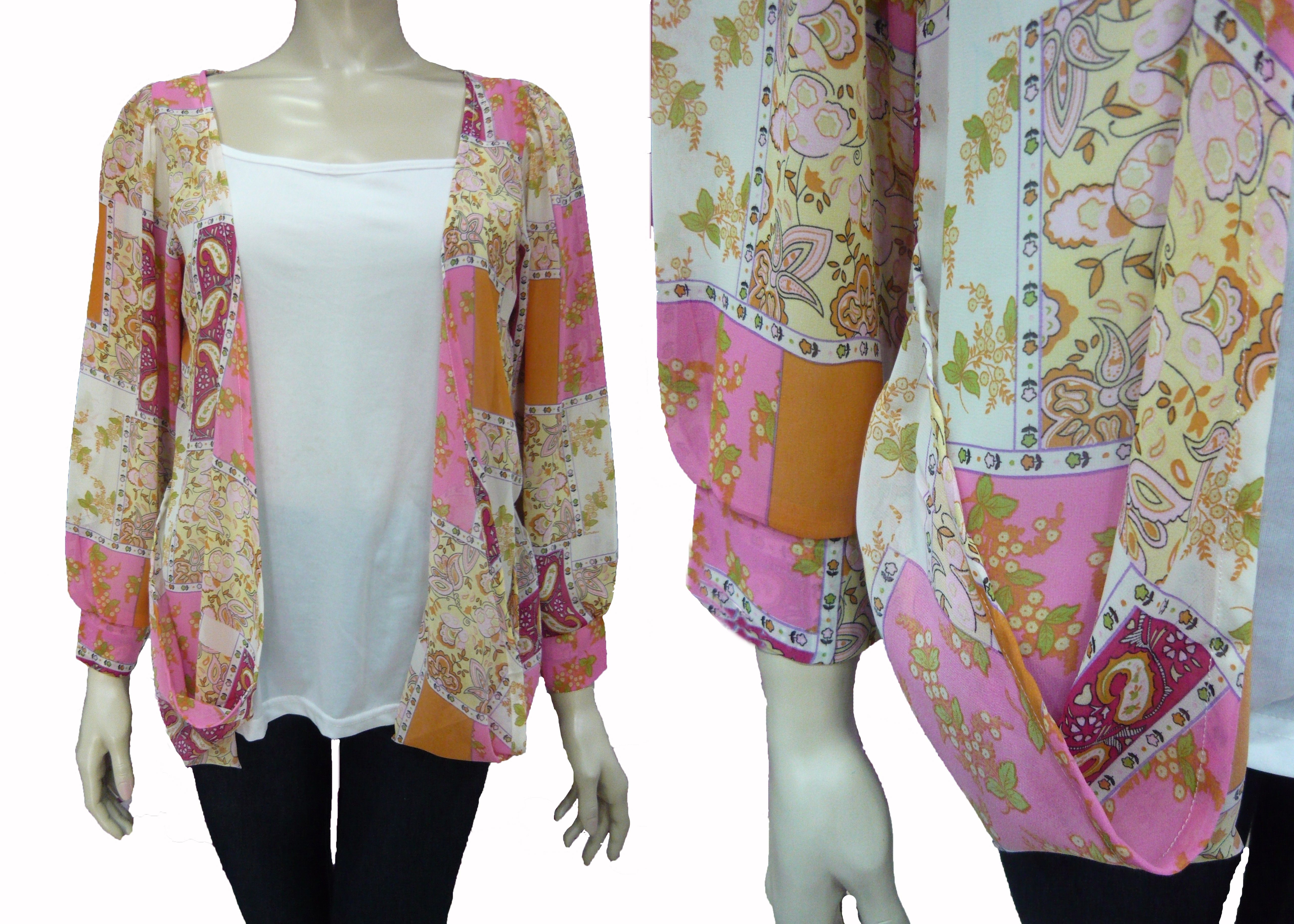 maxi dress from material chiffon and cotton lycra | Butik Jhana ...