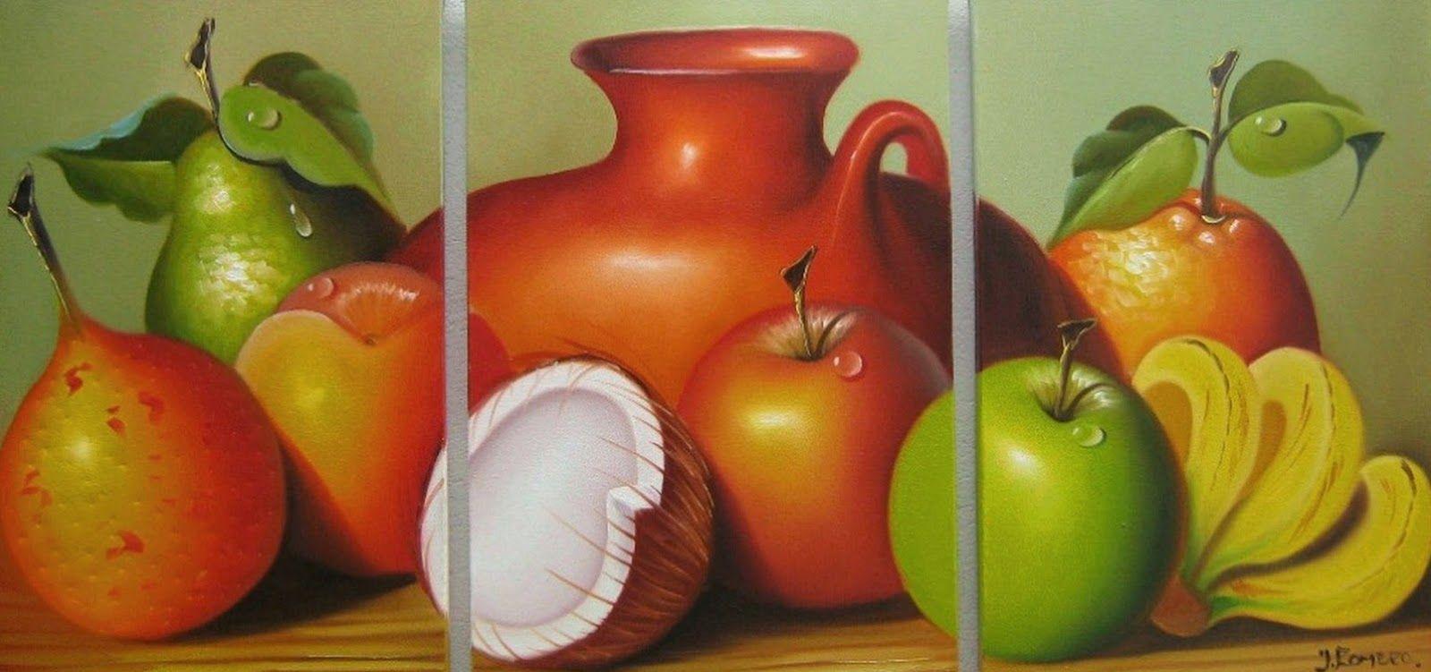 Me Encanta Para El Comedor Cuadros De Frutas Cuadros Modernos
