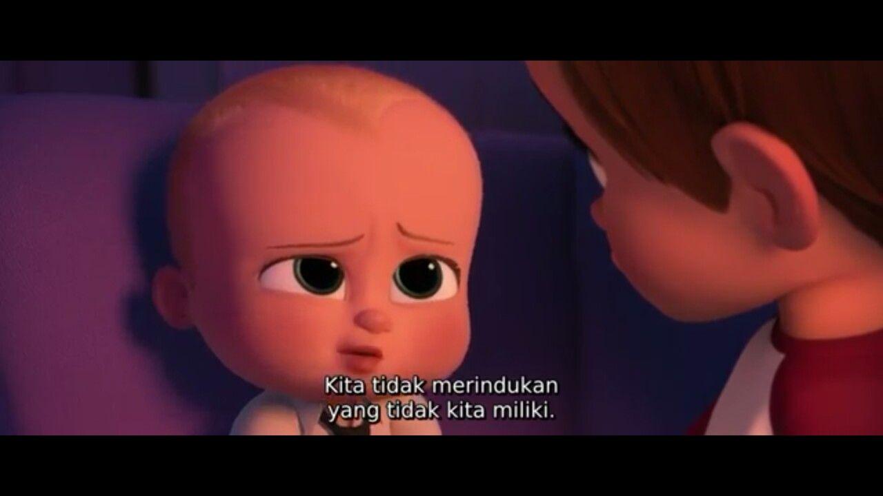 The Baby Boss Quotes Indonesian Translate Kata Kata Pinterest