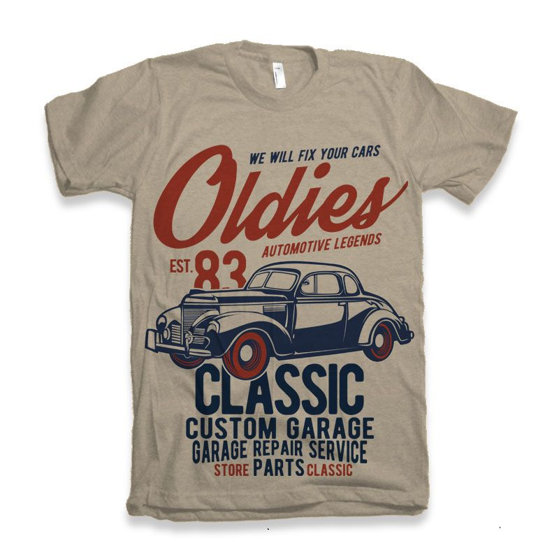 Oldies Vector T Shirt Design Buy T Shirt Designs T Shirt Design Template Shirt Designs Tshirt Designs