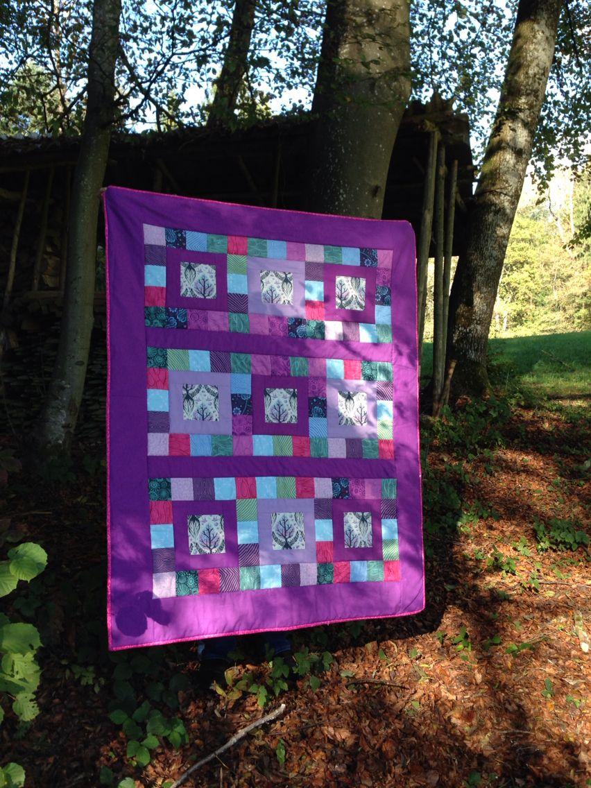 Quick quilt for a friend ) kayferrett (mit Bildern)