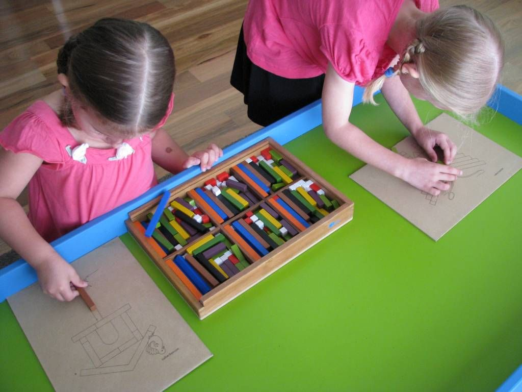 Qtoys Cuisenaire Learning Rods Review