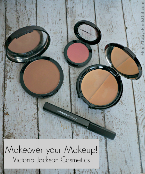 Makeover your Makeup with Victoria Jackson Cosmetics