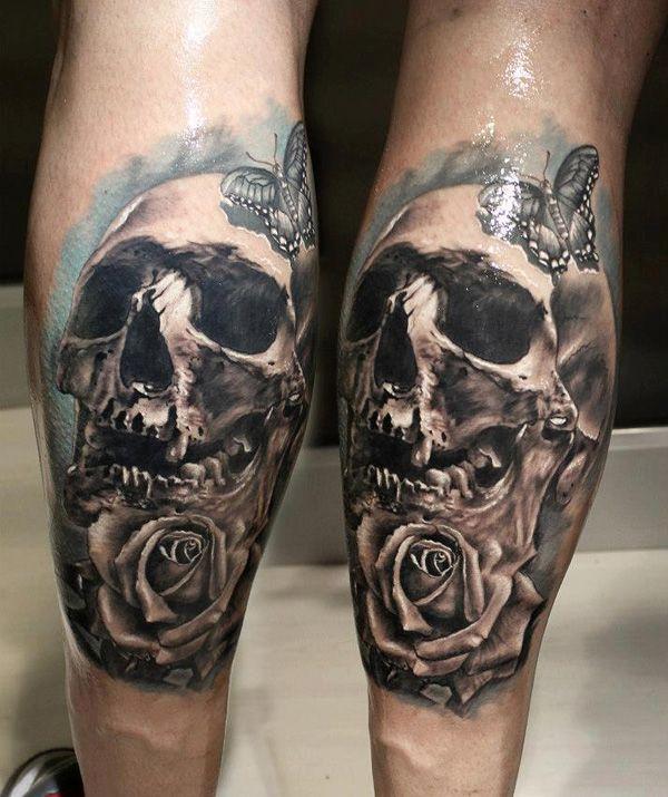 Tattoosclick Com Skull Tattoo Design Skull Sleeve Tattoos Skull Tattoos