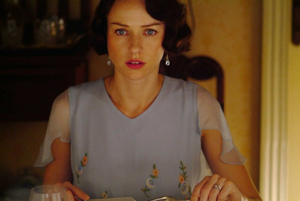 Screen still from The Painted Veil