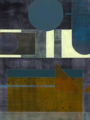 cf8f23b0fe Reciprocating Compressor by Kuzana Ogg  oil on canvas  48 H x 36 W x 1.5