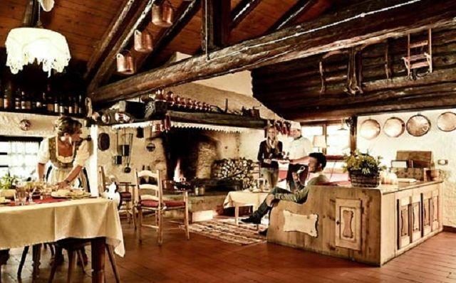 Arredamento Tirolese ~ Stile tirolese