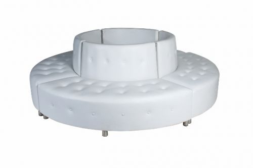 Circular Couch Would Look Great Around A Pole Or Beam That Can T
