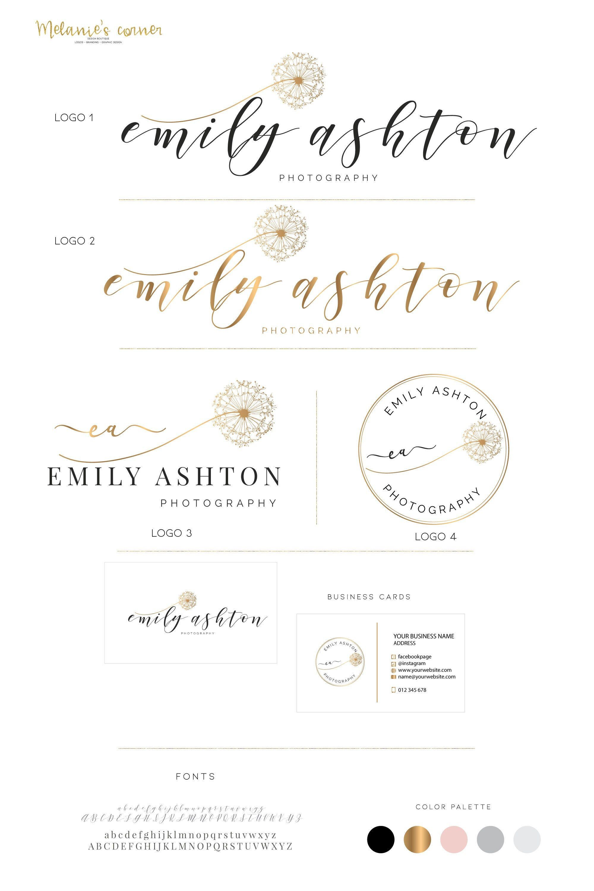 Pin on Photography logo designs