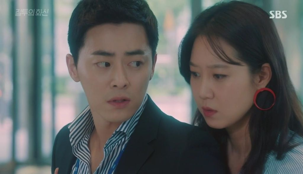 Jealousy Incarnate: Episode 1 » Dramabeans Korean drama recaps