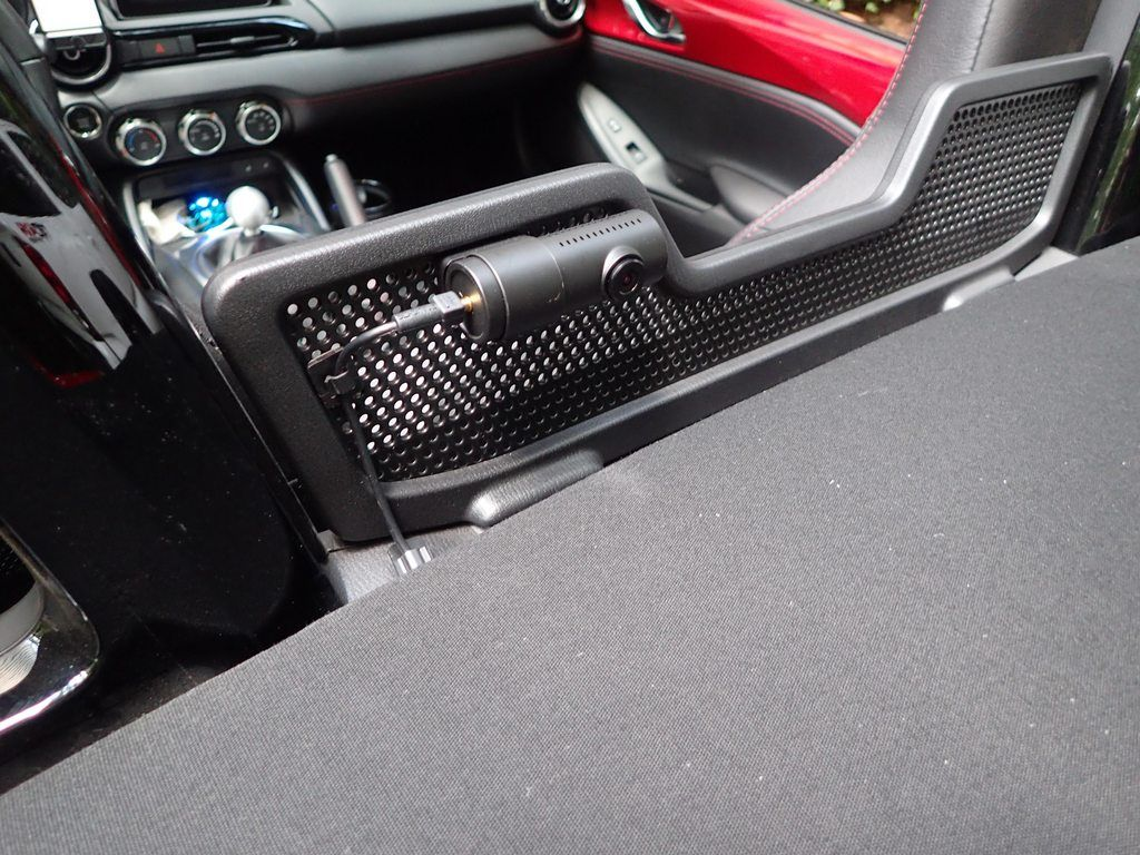 Rear Dash Cam Mounting Solutions MX5 Miata Forum in