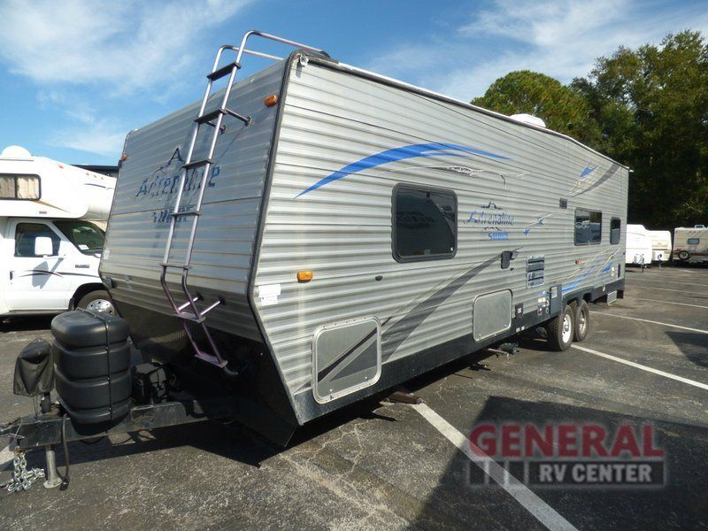 Used 2008 Coachmen RV Adrenaline XLV 29 FIB Toy Hauler Travel Trailer at General RV | Orange Park, FL | #118073