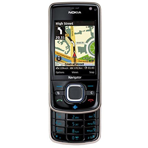 buy nokia 6210 navigator 120mb unlocked eu black used for 450 rh pinterest co uk Nokia Model 6555B Manual Nokia 6555 Unlocked GSM
