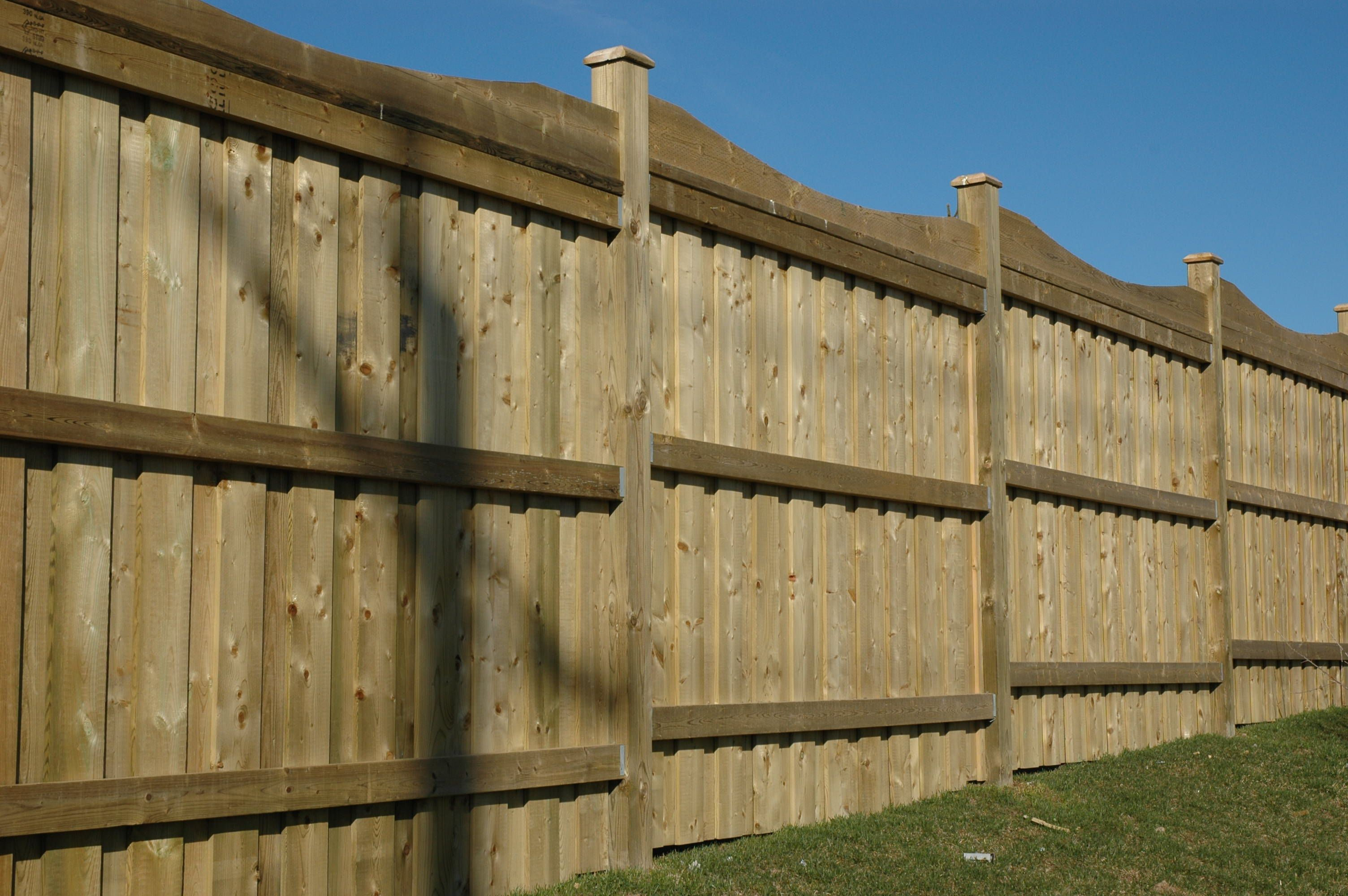 Wooden fence designs download wallpaper
