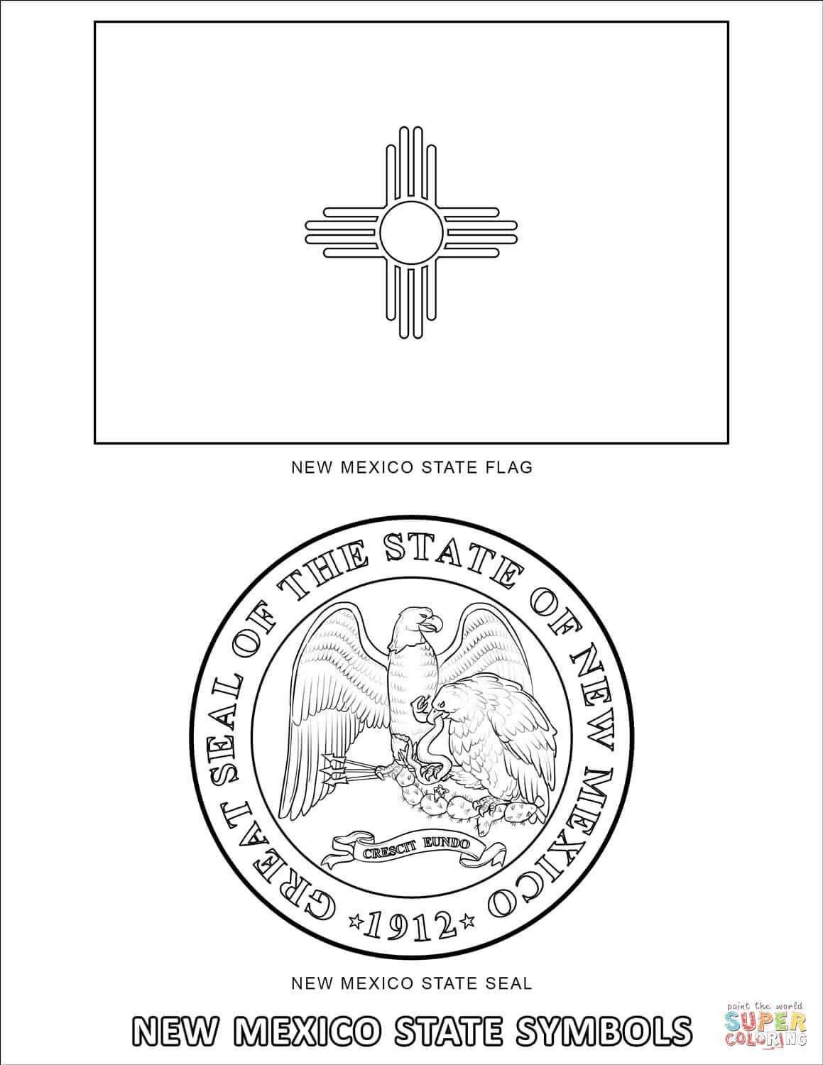 Ohio State Buckeyes Coloring Pages Awesome Lovely New Jersey State Symbols Coloring Pages Ohio State Flag State Symbols Flag Coloring Pages